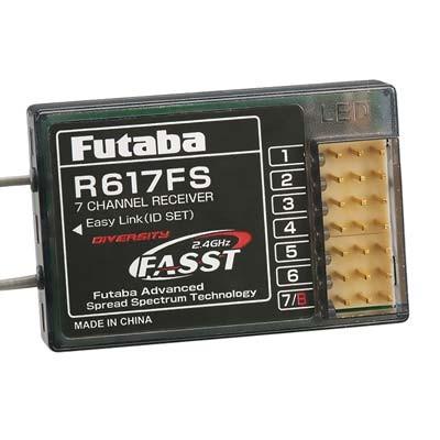 Futaba R617FS