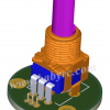 Smooth potentiometer for transmitter upgrade