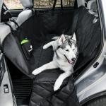 ผ้ารองกันเปื้อนสุนัขในรถ